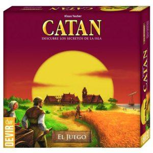 Los Colonos de Catan Caja