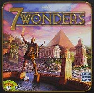 7 Wonders Portada