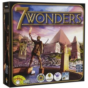 7 Wonders Caja