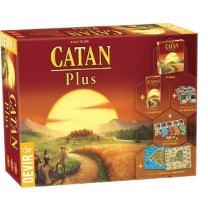 Catan Plus Caja