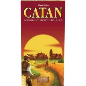 Catan (Expansión 5-6 jugadores) Portada