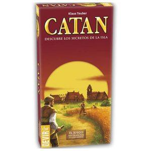 Catan (Expansión 5-6 jugadores) Caja