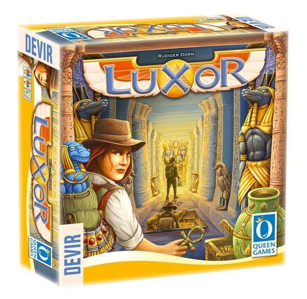 Luxor Caja
