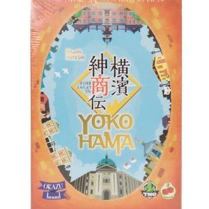 Yokohama Portada