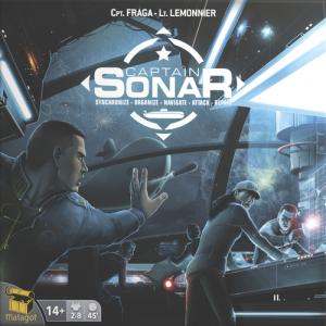 Captain Sonar Portada