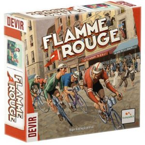 Flamme Rouge Caja