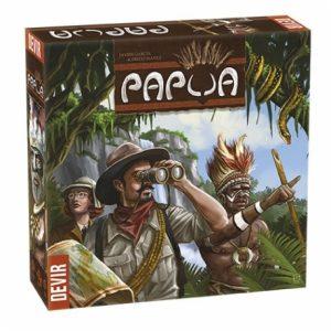 Papua Caja