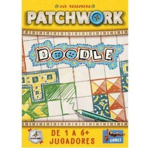 Patchwork Doodle Portada