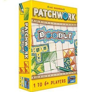 Patchwork Doodle Caja