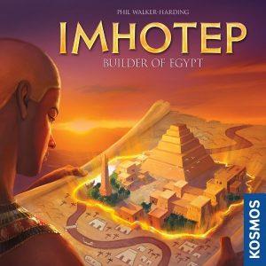 Imhotep Portada