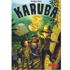 Karuba Portada