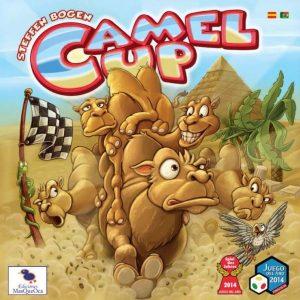 Camel Up Portada