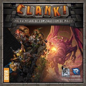 Clank Portada