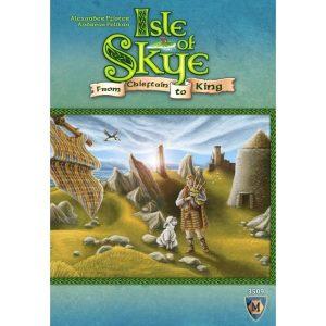 Isla de Skye Portada
