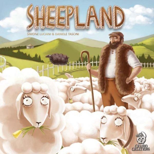 Sheepland Portada