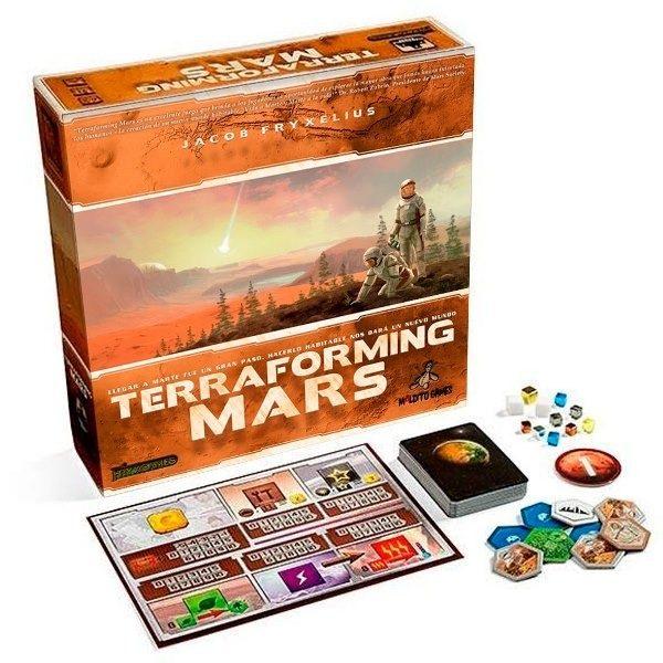 Terraforming Mars Desplegado
