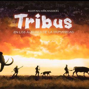 Tribus Portada