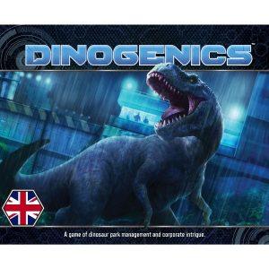 Dinogenics Portada