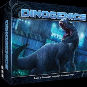 Dinogenics Caja