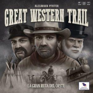 Great Western Trail Portada