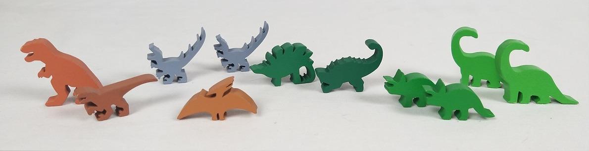 Dinosaurius Dinogenics