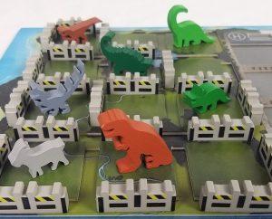 Parque con dinosaurios Dinogenics