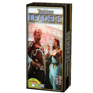 7 Wonders: Leaders Caja