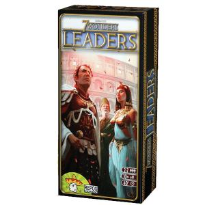7 Wonders: Leaders Caja