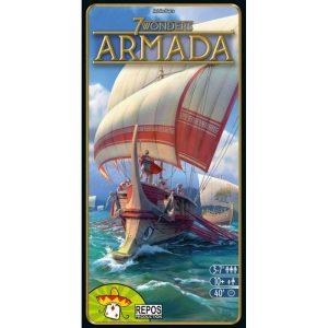 7 Wonders: Armada Portada