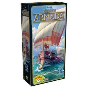 7 Wonders: Armada Caja