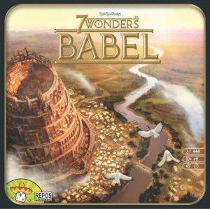 7 Wonders: Babel Portada