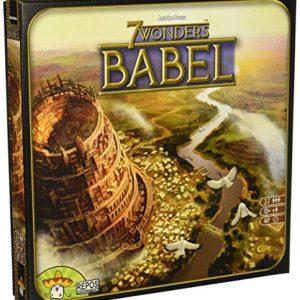7 Wonders: Babel Caja
