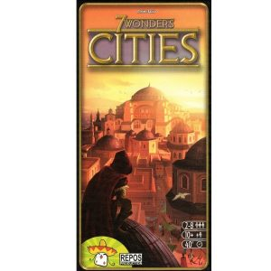 7 Wonders: Cities Portada