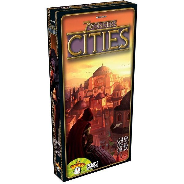 7 Wonders: Cities Caja