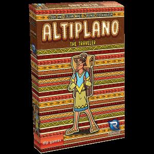 Altiplano: El Viajero Caja