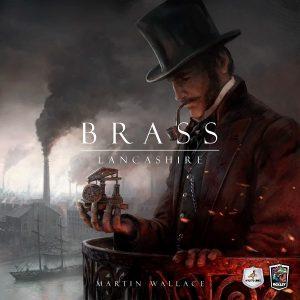 Brass: Lancashire Portada