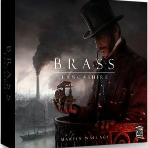 Brass: Lancashire Caja