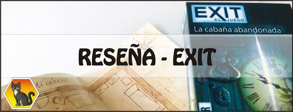 Reseña Exit