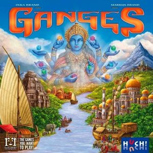 Ganges Portada