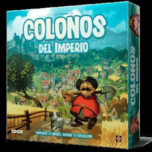 Colonos del Imperio Caja