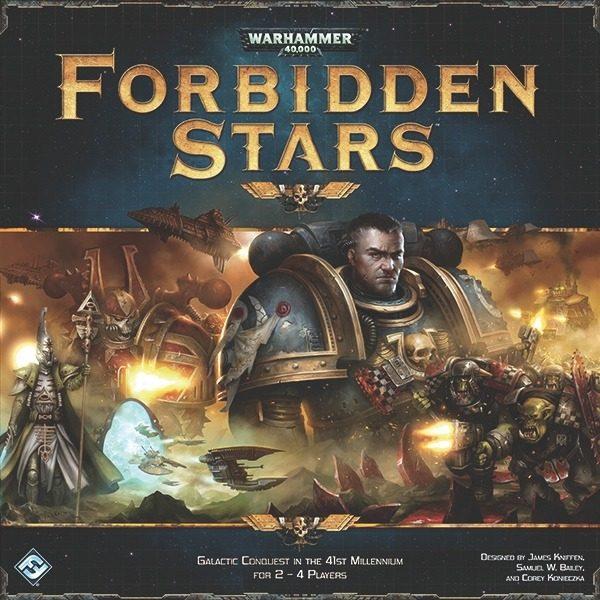 Forbidden Stars Portada