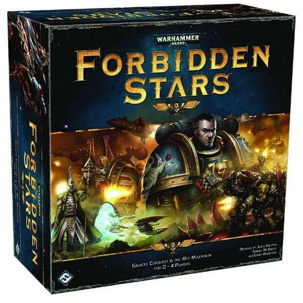 Forbidden Stars Caja