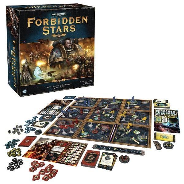 Forbidden Stars Desplegado