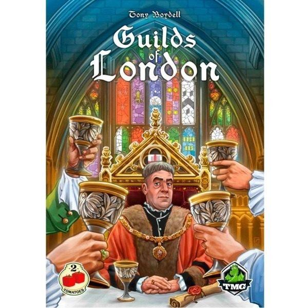 Guilds of London Portada