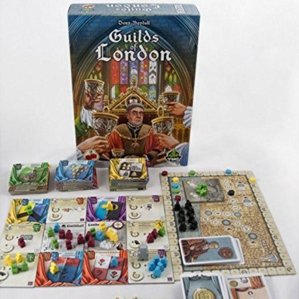 Guilds of London Desplegado