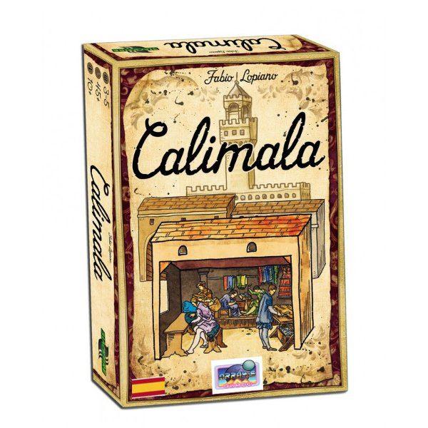 Calimala Caja