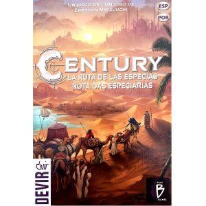 Century La Ruta de las Especias Portada