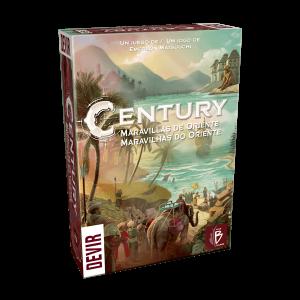 Century Maravillas de Oriente Caja