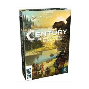 Century Un Nuevo Mundo Caja