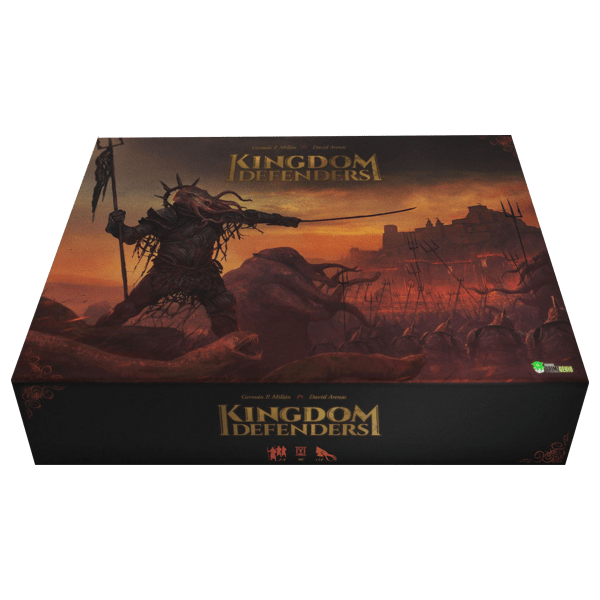 Kingdom Defenders Caja